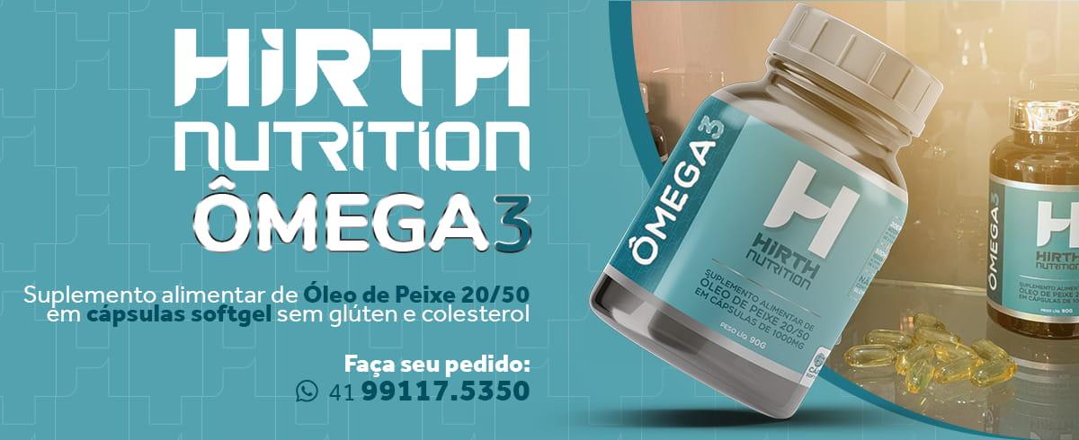 Hidrattafarma Hirth Nutrition - Ômega 3